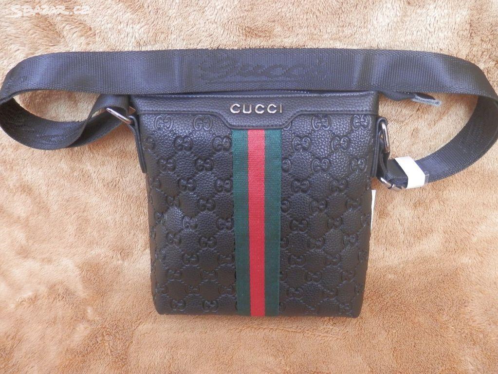 e14aa439d Pánská taška - Gucci - Teplice - Sbazar.cz