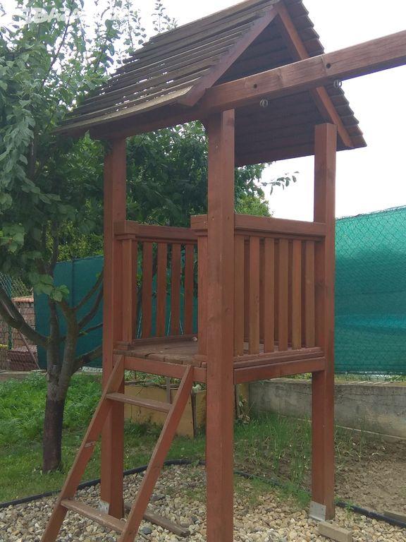 Dětský domeček na zahradu - Otnice, Vyškov