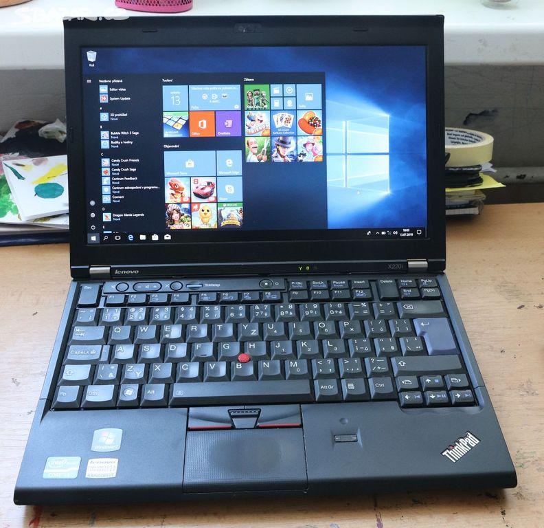 Lenovo X220 IPS 12