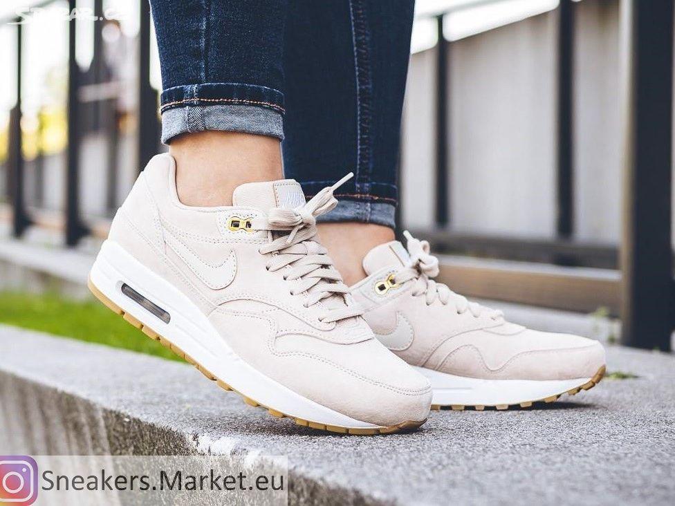 Nové dámské boty Nike Air Max 1 SD, eur 38